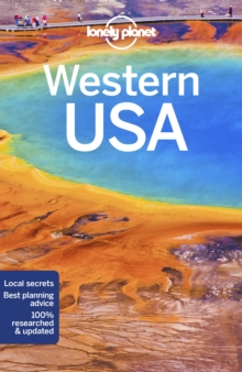 Lonely Planet Western USA, Paperback Book