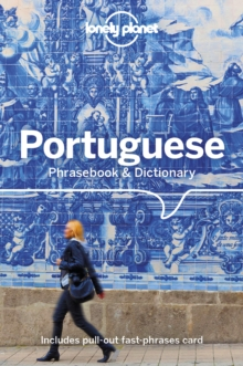 Lonely Planet Portuguese Phrasebook & Dictionary, Paperback / softback Book