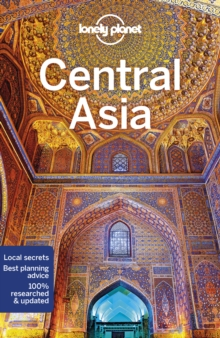 Lonely Planet Central Asia, Paperback / softback Book