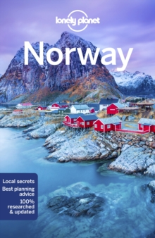 Lonely Planet Norway, Paperback Book