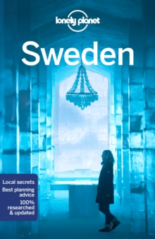 Lonely Planet Sweden, Paperback / softback Book