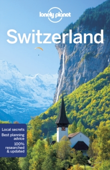 Lonely Planet Switzerland, Paperback / softback Book