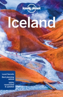 Lonely Planet Iceland, Paperback Book