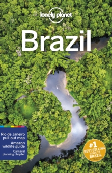 Lonely Planet Brazil, Paperback / softback Book