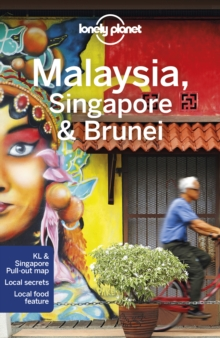 Lonely Planet Malaysia, Singapore & Brunei, Paperback / softback Book
