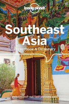 Lonely Planet Southeast Asia Phrasebook & Dictionary, Paperback / softback Book