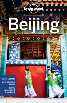 Lonely Planet Beijing, Paperback Book