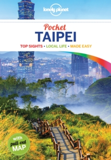 Lonely Planet Pocket Taipei, Paperback Book