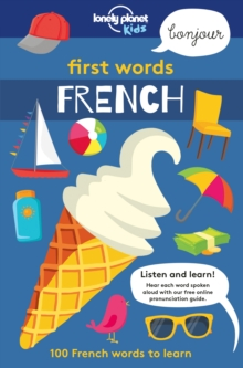 First Words - French, Paperback / softback Book