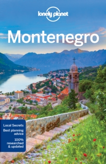 Lonely Planet Montenegro, Paperback Book