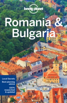 Lonely Planet Romania & Bulgaria, Paperback Book