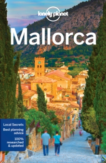 Lonely Planet Mallorca, Paperback / softback Book
