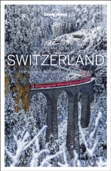 Lonely Planet Best of Switzerland, Paperback / softback Book