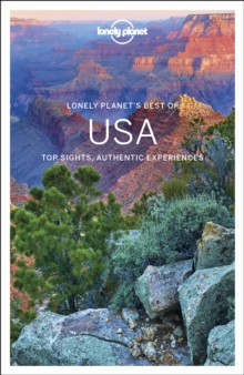 Lonely Planet Best of USA, Paperback Book