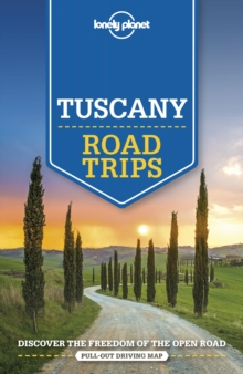 Lonely Planet Tuscany Road Trips, Paperback / softback Book