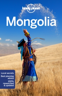 Lonely Planet Mongolia, Paperback / softback Book
