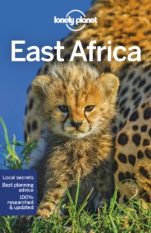 Lonely Planet East Africa, Paperback / softback Book