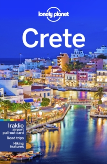 Lonely Planet Crete, Paperback / softback Book