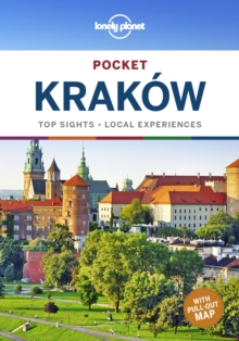 Lonely Planet Pocket Krakow, Paperback / softback Book
