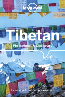 Lonely Planet Tibetan Phrasebook & Dictionary, Paperback / softback Book