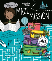 Marco's Maze Mission, Paperback Book