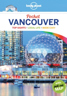 Lonely Planet Pocket Vancouver, Paperback Book