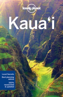 Lonely Planet Kauai, Paperback Book