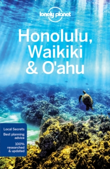 Lonely Planet Honolulu Waikiki & Oahu, Paperback Book
