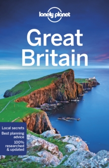 Lonely Planet Great Britain, Paperback / softback Book