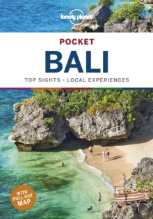 Lonely Planet Pocket Bali, Paperback / softback Book
