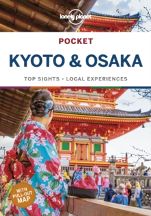 Lonely Planet Pocket Kyoto & Osaka, Paperback / softback Book