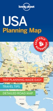 USA Planning Map, Sheet map Book