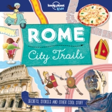 City Trails - Rome, Paperback Book