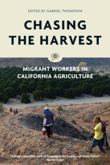 Chasing the Harvest, Paperback Book