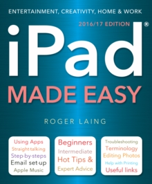 iPad Made Easy (New Edition), Paperback / softback Book