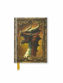 Beyit: Red Dragon (Foiled Pocket Journal), Notebook / blank book Book