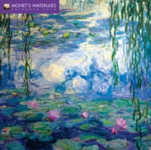 Monet's Waterlilies Wall Calendar 2018 (Art Calendar), Calendar Book