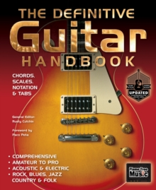 The Definitive Guitar Handbook (2017 Updated), Paperback Book