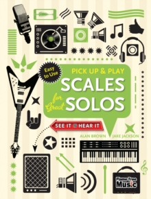 Scales for Great Solos (Pick Up and Play), Spiral bound Book