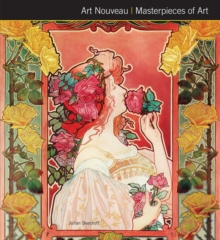 Art Nouveau Masterpieces of Art, Hardback Book