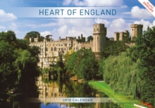 Heart Of England A4, Paperback Book