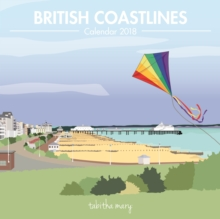 British Coastlines, Posters by Tabitha Mary W, Paperback Book