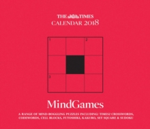 Mind Games, The Times B, Paperback Book