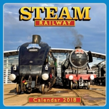 Steam Railway W, Paperback Book