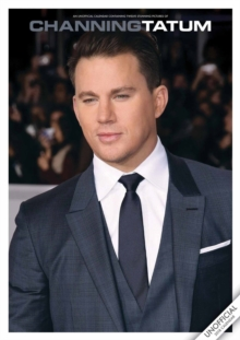 Channing Tatum Unofficial A3, Paperback Book
