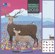 Ailsa Black, RSPB Household P W 2019, Paperback Book