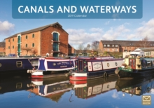Canals & Waterways A4 2019, Paperback Book