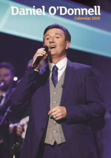 Daniel O Donnell A3 2019, Paperback Book