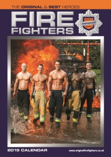 Firefighters A3 2019, Paperback Book