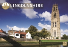 Lincolnshire A4 2019, Paperback Book
